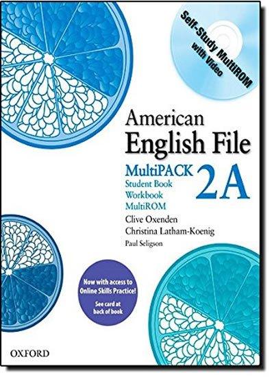 American English File 2A (ZDARMA)