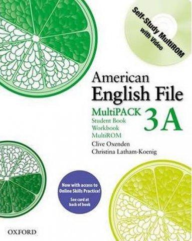 American English File 3A (ZDARMA)